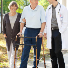 Rehab & Therapy at Park Manor of Conroe nursing home in Conroe, TX.