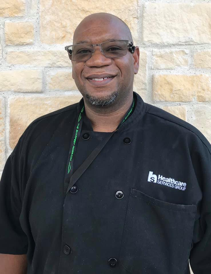 Marcus B. Artis CE, CFM - Dietary Manager at Methodist DeSoto Nursing Home
